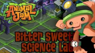 animal jam ost bitter sweets science lab