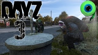 DayZ Standalone - Part 3 | FRIENDLY FIRE! | SASHA