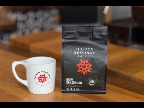 Higher Grounds Coffee - Congo Kawa Kanzururu Review