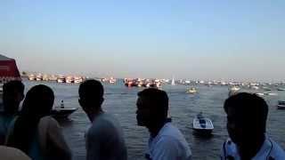 Я в Мумбае (Бомбей)! Город сказочных богатств и нищеты. Часть 1.(Решил из Хардерабата заехать в богатейший город как Индии так и всего мира, город Мумбаи (по другому Бомбей),..., 2014-03-26T16:00:35.000Z)