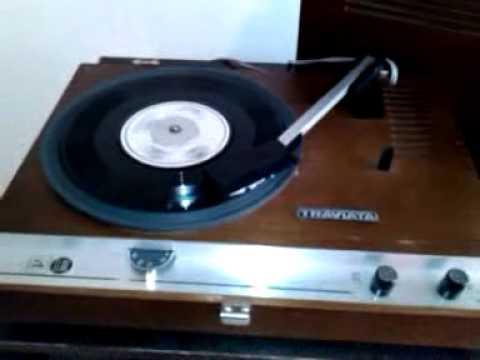 Gramofon,Traviata,Riz/Elac Yugoslavia
