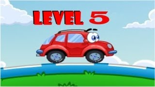 Wheely 2 Level 5 Walkthrough