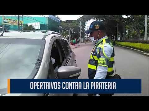 A multas de 8.328 mil pesos y la inmovilización del vehículo se exponen transportadores ilegales
