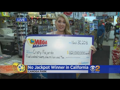 No $521M Mega Millions Winner In Golden State