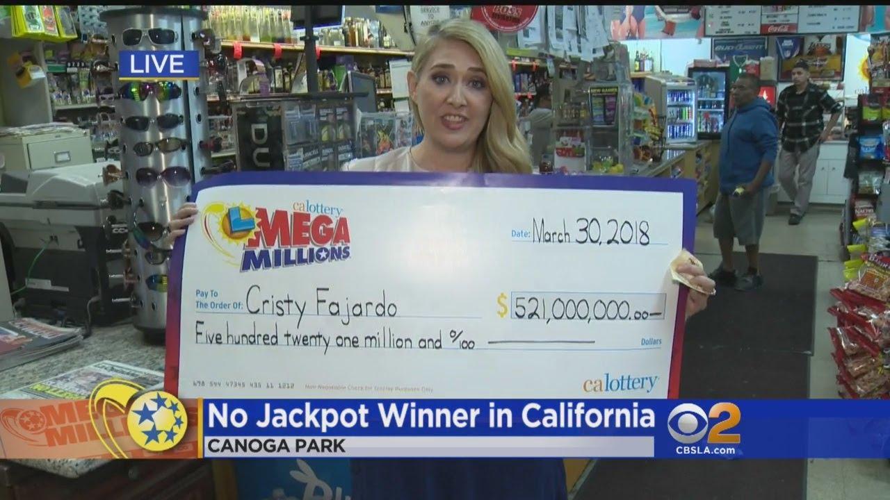 Jackpot Giant Winner
