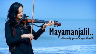 Dear music lovers, here i am sharing a violin theme version of the beautiful malayalam melody mayamanjalil, sung by g. venugopal & radhika thilak and b...