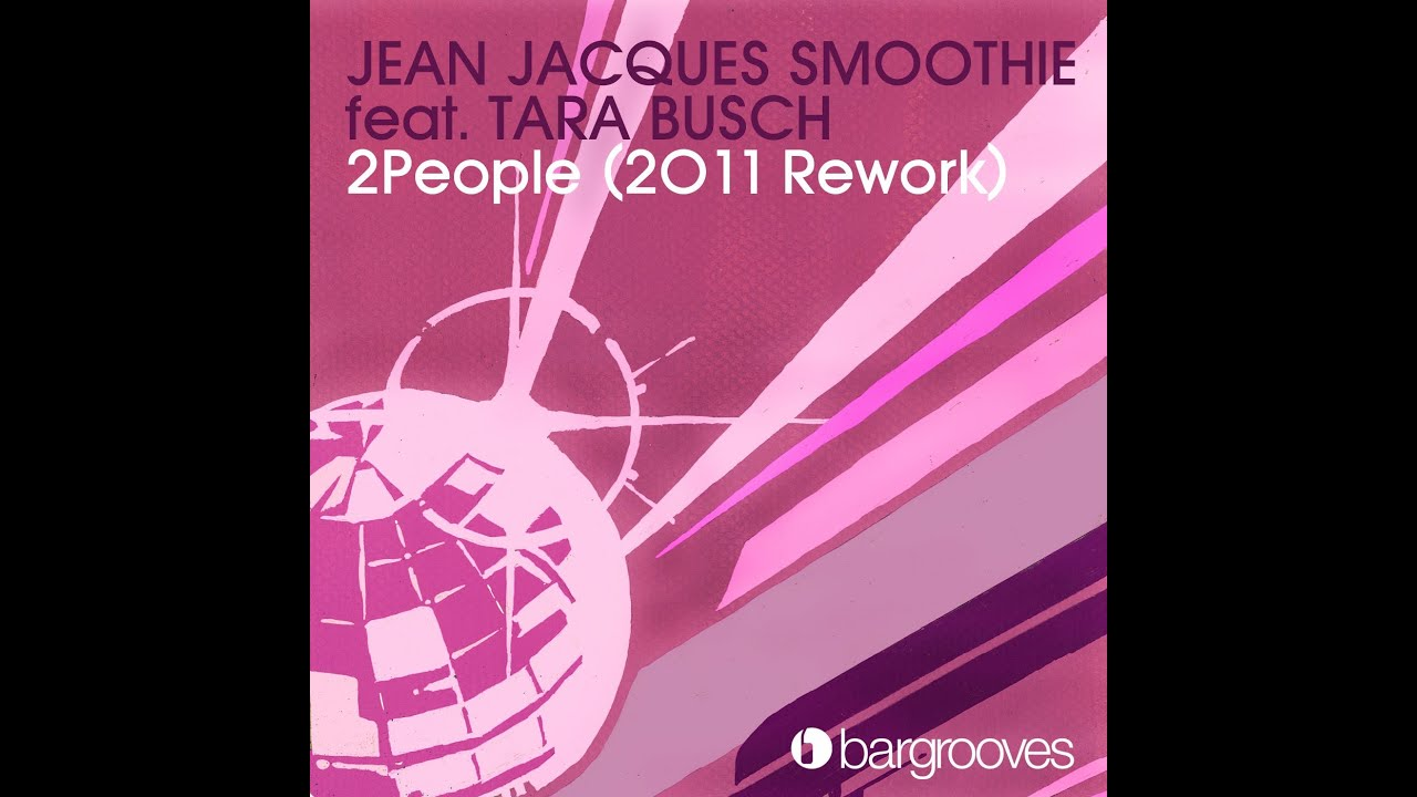 jean jacques smoothie 2people