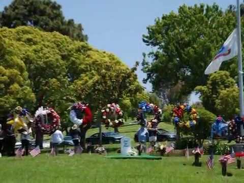 Memorial Day 2012 American Legion Newport Harbor Post 291 Newport Beach ,California