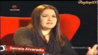 Daniela Alvarado- en Detrás de las Cámaras (en Mejor Calidad)