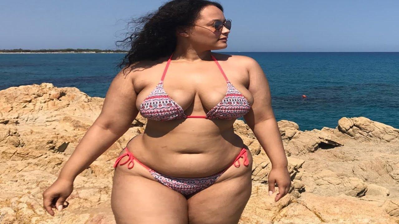 [VIDEO] - Gorgeous Beach Fashion..Swimsuits Plus Size Outfit Ideas 8