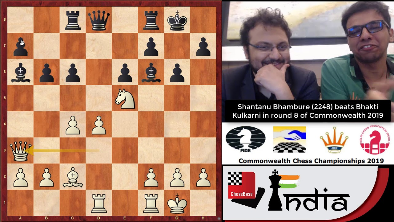 The fight for 16 Commonwealth Golds! - ChessBase India