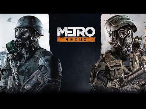 Dragon Gamer juega: Metro last light