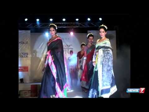 India Fashion Show in West Bengal - NEWS 7 TAMIL