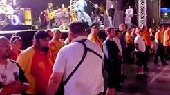 Morrissey gets mad with excess security at FYF 2015 - Nacho DelaGarza Photography