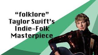 """Baixar """"folklore"""" Taylor Swift's Indie-Folk Masterpiece"""