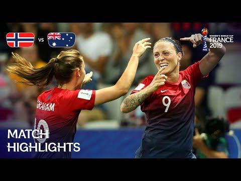Norway v Australia - FIFA Women's World Cup France 2019™