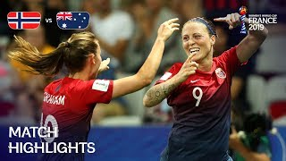 Norway v Australia - FIFA Women's World Cup France 2019™