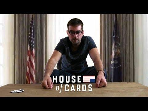 Πόντας House Of Cards | Jeremy