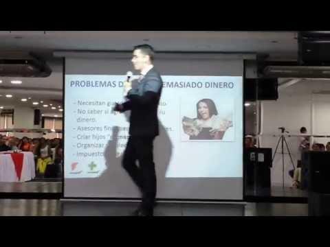 """Conferencia Virtual """"Marketing 2.0: Crea Tu Marca Personal Y Gana Dinero A Través De Internet"""" de YouTube · Alta definición · Duración:  1 minutos 37 segundos  · 320 visualizaciones · cargado el 19.09.2014 · cargado por Sinergia Coaching & Consultoría"""