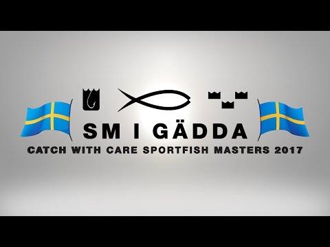 LIVE - Preparation: SM i Gädda, Catch With Care Sportfish Masters 2017