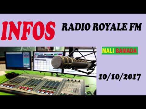Radio Royale fm, 10/10/2017