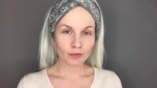 Анна Измайлова Макияж для блондинок