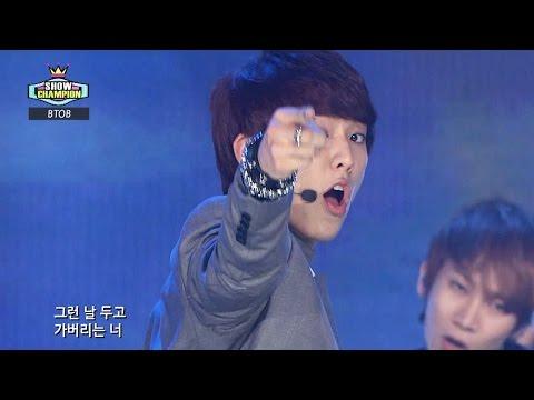 (ShowChampion EP.36) BTOB - I Only Know Love (비투비 - 사랑밖에 난 몰라)