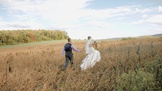 Spencer + Brayan Hayes Wedding - Newark, Ohio
