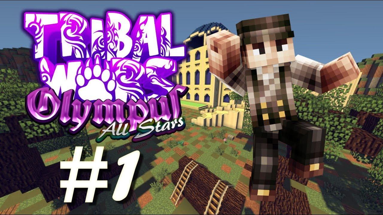 Download Tribal Wars: Olympus - Minecraft Gameshow - Episode 1 | Olympians' Flight!