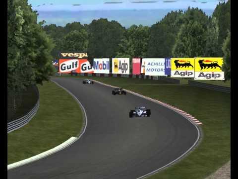 Italy  1984 Monza Gran Premio D