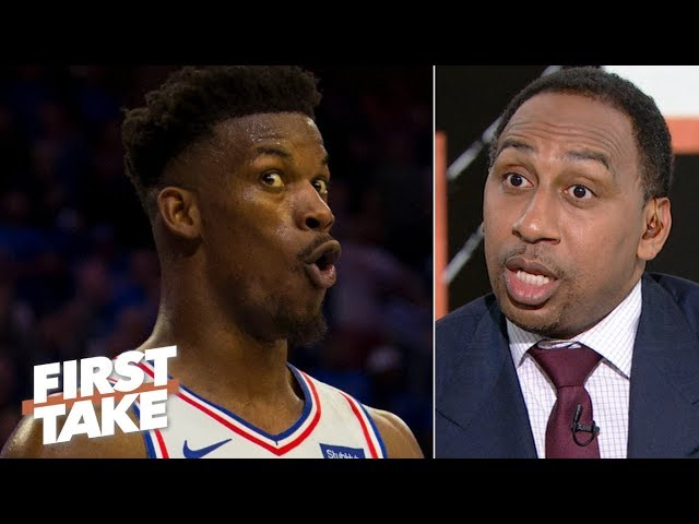 Jimmy Butler joining Harden, Chris Paul would be the 'stupidest thing' – Stephen A. | First Take