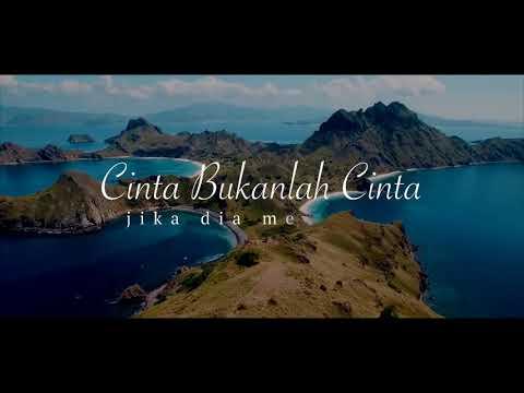 Cinta Bukanlah Cinta - Official Lyric Video by Sarah Usman