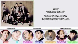 "Video GOT7 ""여보세요 (Hello)"" [COLOR CODED] [ROM