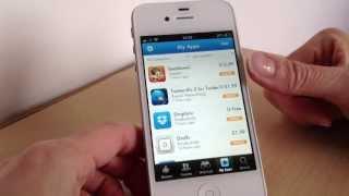 AppShopper Social for iPhone.