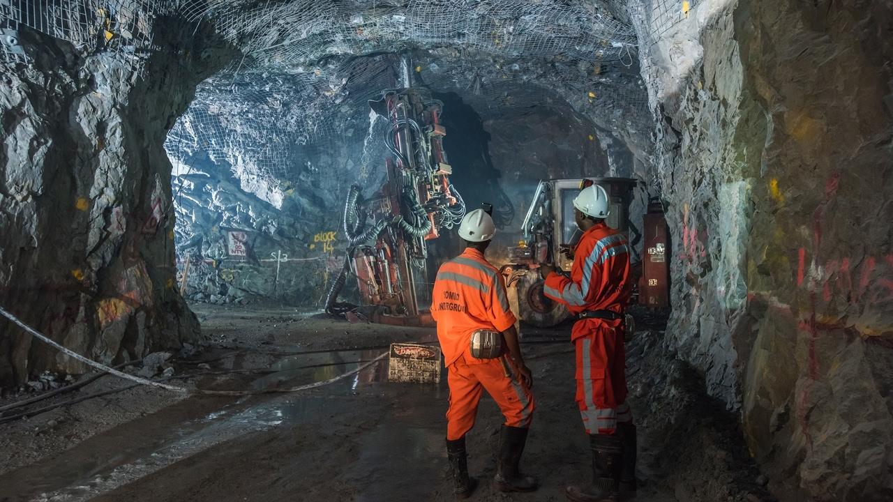 Underground Mining Using Explosives - YouTube Underground Mining Images