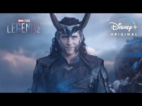 Loki | Marvel Studios Legends | Disney+
