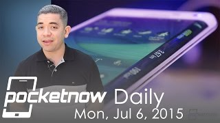 Galaxy Note 5 video render, OnePlus 2 price, HTC losses & more - Pocketnow Daily