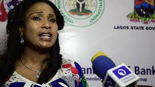 President Para Powerlifting Federation of Nigeria Mrs Queen Uboh live interview