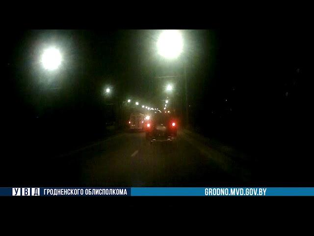 Серьезная авария на БЛК   Гродно
