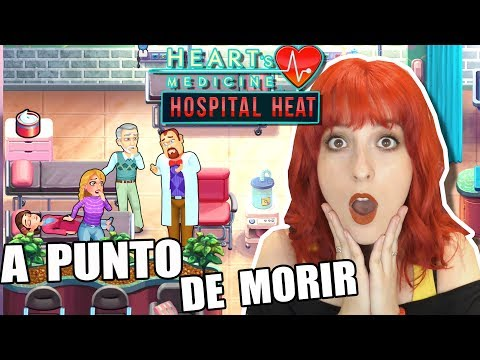 ALLISON CASI MUERE POR CULPA DE SU MADRE!! 😵 | Ep.10 | HEART'S MEDICINE - HOSPITAL HEAT