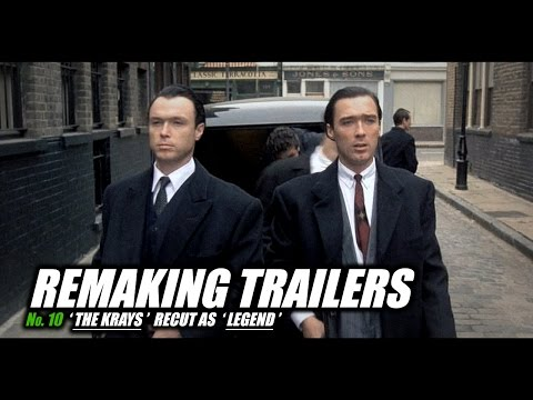 REMAKING TRAILERS: The Krays recut as Legend