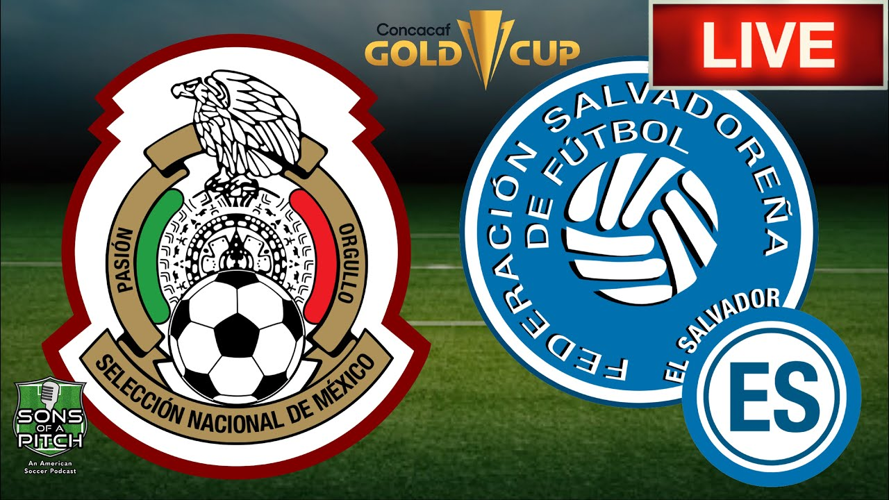 Mexico vs. El Salvador: Gold Cup live stream, TV channel, how to ...