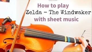 How Play Zelda