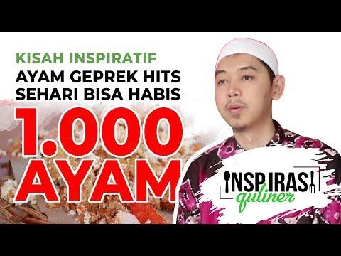 RAHASIA !!! MEMBANGUN BISNIS PREKSU AYAM GEPREK & SUSU | KULINER JOGJA #InspirasiQuliner 7 Mp3