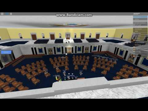 [NUSA] US Senate Chambers