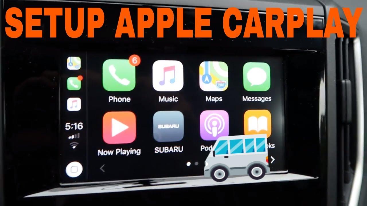 Apple CarPlay: Set Up, Configure, and Use