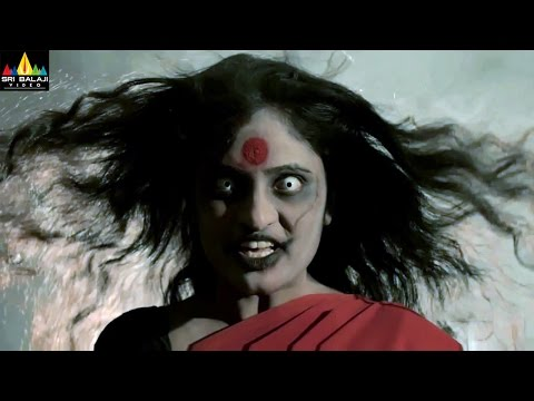 Badmash Pottey | Gullu Dada and Farukh Scared By Devil | Latest Hyderabadi Movie Scenes