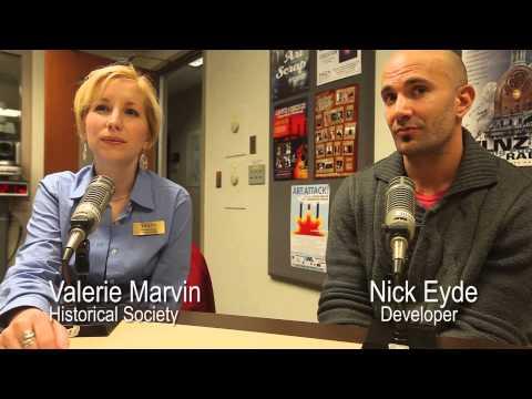Lansing Online News Radio - Valerie Marvin & Nick Eyde