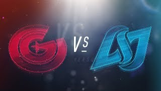 Video CG vs CLG - NA LCS Week 2 Day 1 Match Highlights (Spring 2018) download MP3, 3GP, MP4, WEBM, AVI, FLV Agustus 2018