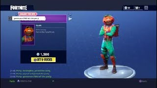 "*NEW* Fortnite: How To Get ""TOMATOHEAD SKIN"" For Free! (Fortnite Battle Royale SKIN Giveaway)"